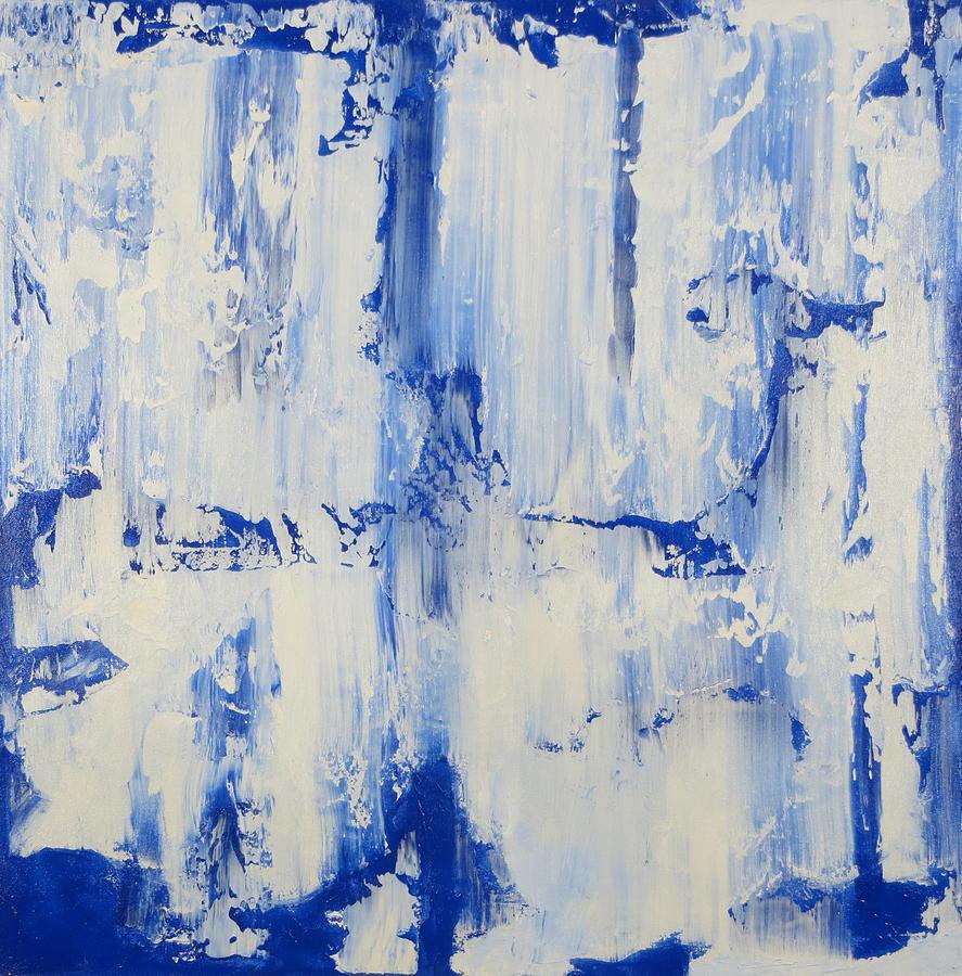Blue Ice by J Loren Reedy