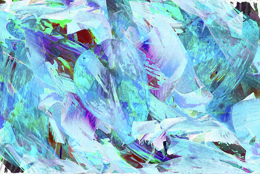 Blue Ice by Stephanie Grant