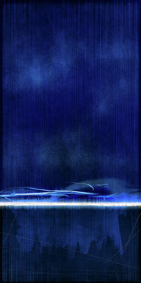 Blue Rain by Paul Bartell