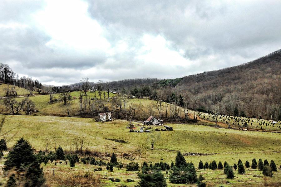 Blue Ridge Homestead Photograph