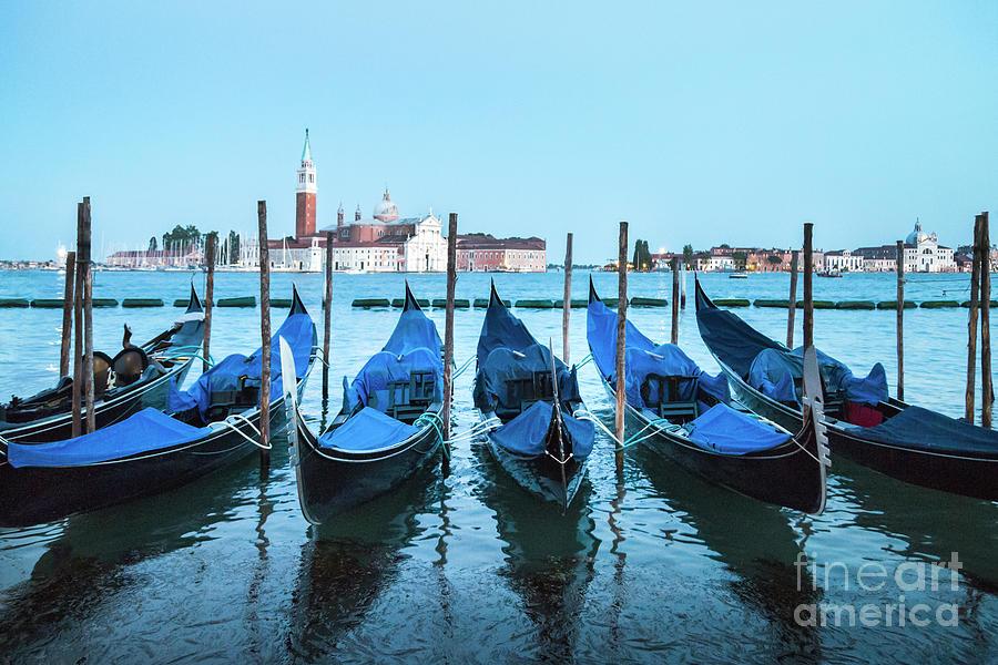 Blue Serenity Photograph