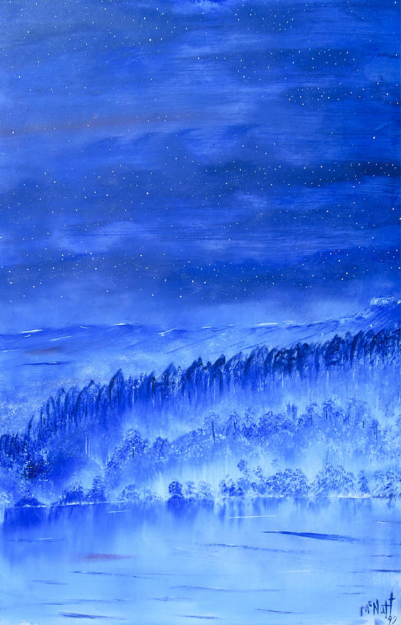 Blue Winters' Place by Judy McNutt
