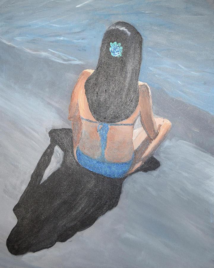 BLUE ZEN by Toni Willey