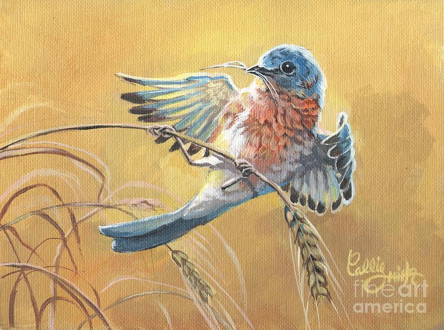 Bluebird by Callie Smith