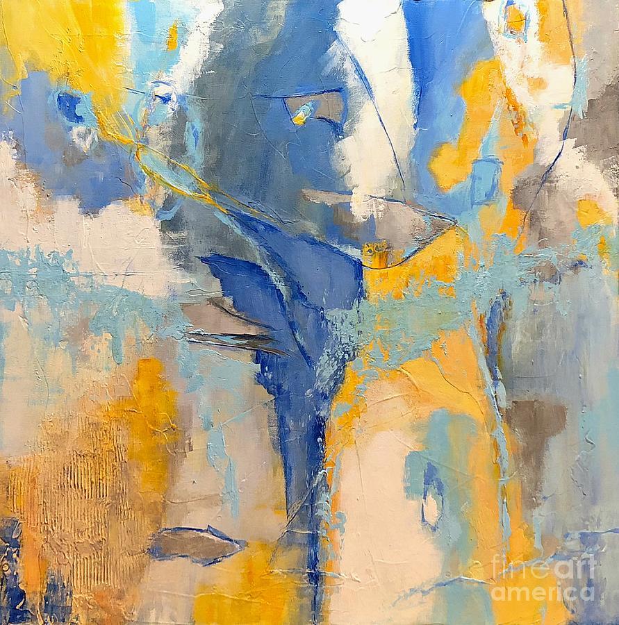Bluebird by Mary Mirabal