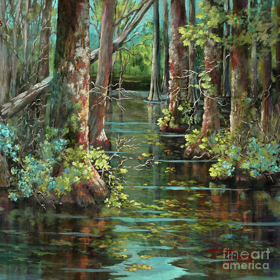 Louisiana Swamp Property For Sale