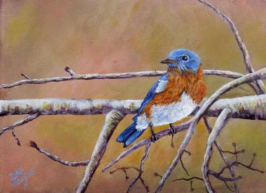 Bluey by Dan Wagner