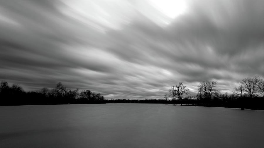 Moody Sky by Shoeless Wonder