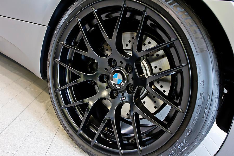 Bmw M3 Wheel Photograph