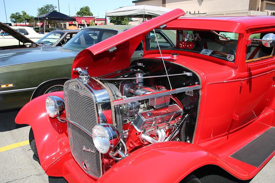 Boardman Car Show by Rick Redman