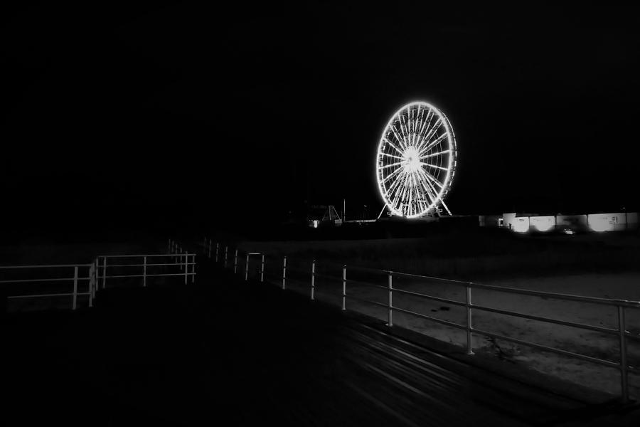 Boardwalk Beach Amusement by Jason Denis