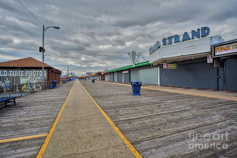 Boardwalk Ghosts by Stephen McDowell