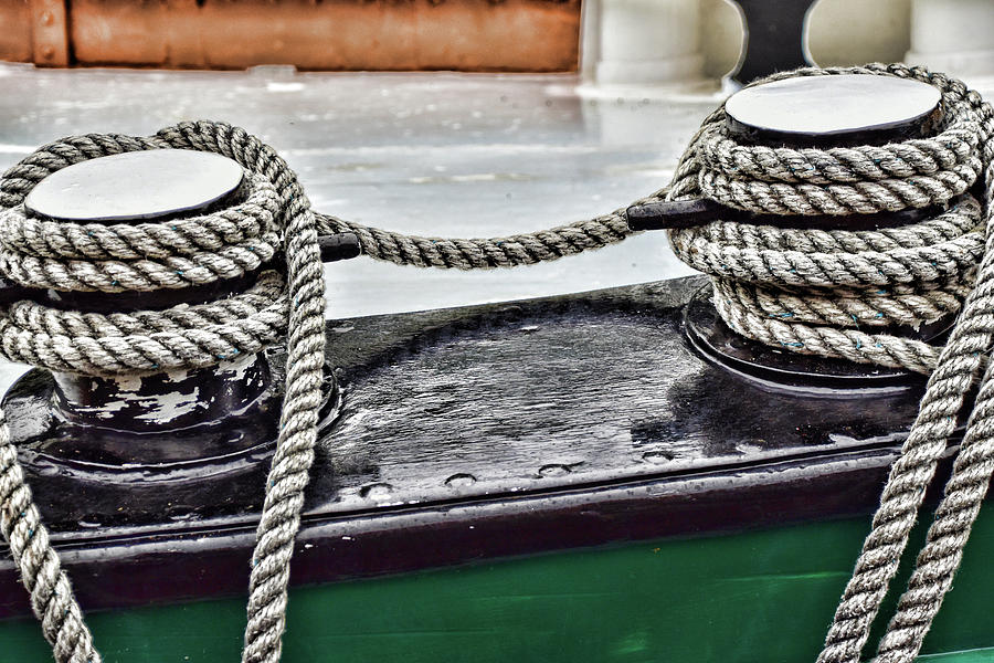 Boat Detail Photograph