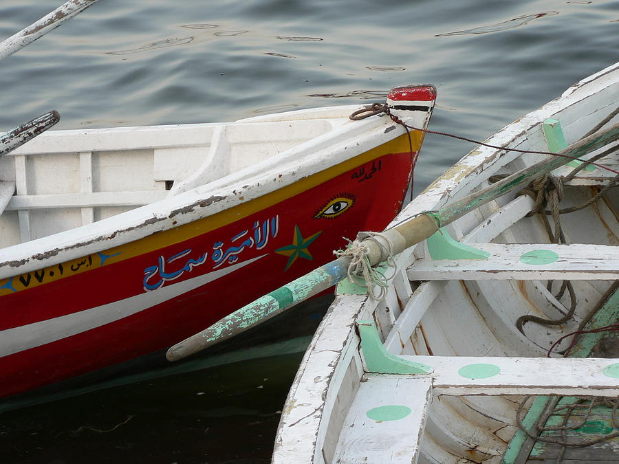 Boat Photograph - Boat Eye by James Lukashenko