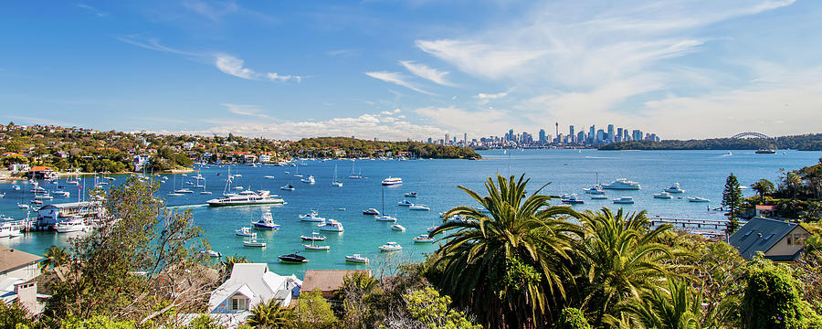 Sydney Photograph - Boat Life by Az Jackson