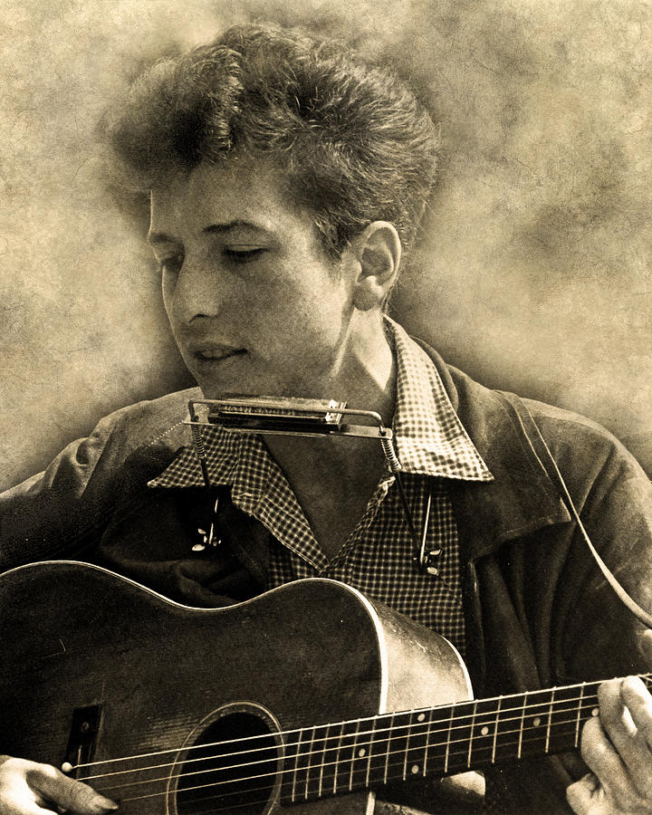 Bob Dylan by Anthony Murphy