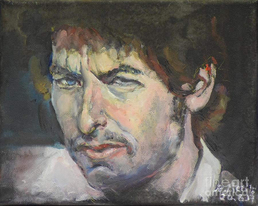 Bob Dylan by Raija Merila