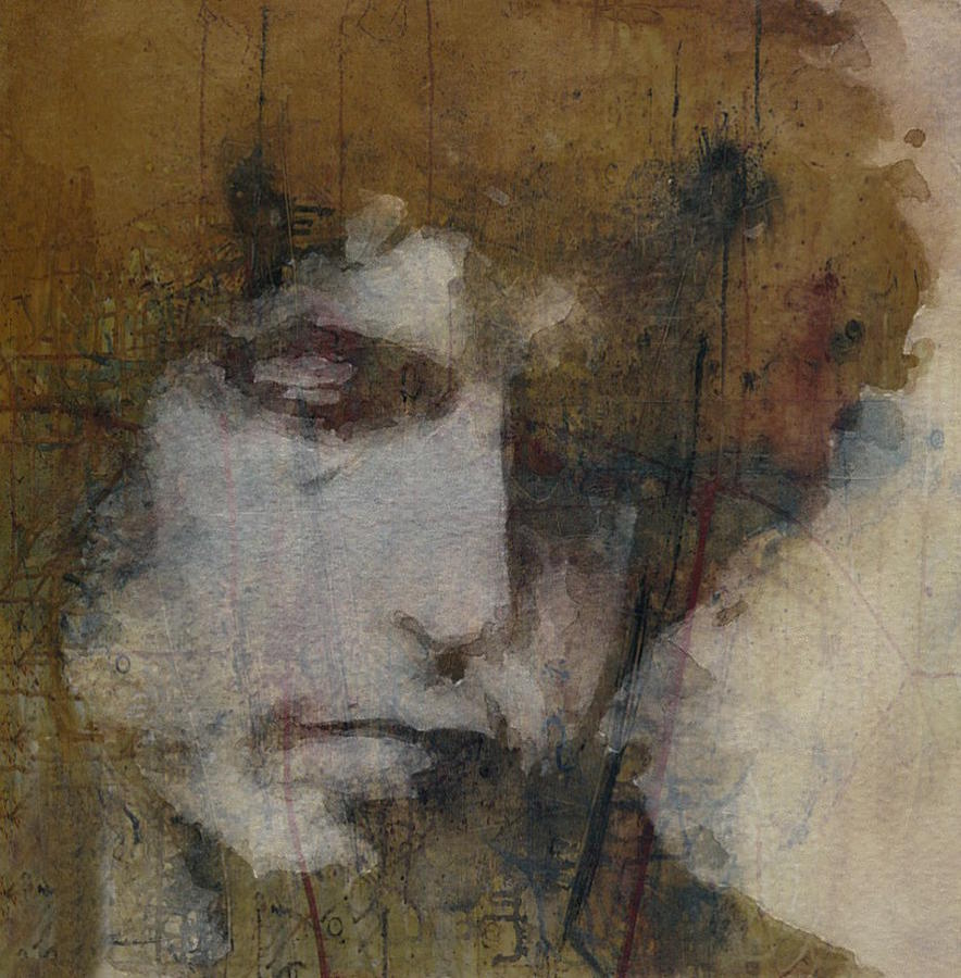 Bob Dylan Mixed Media - Bob Dylan - The Times They Are A Changin by Paul Lovering