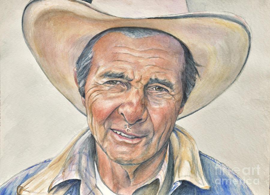 Bob Painting - Bob by Suzanne Leonard