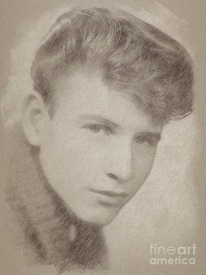 Bobby Rydell, Musician Drawing