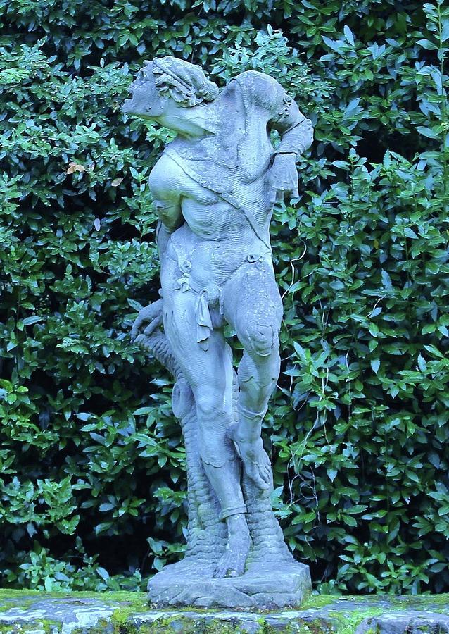Gardens Photograph - Boboli Gardens, Florence by Slawek Aniol