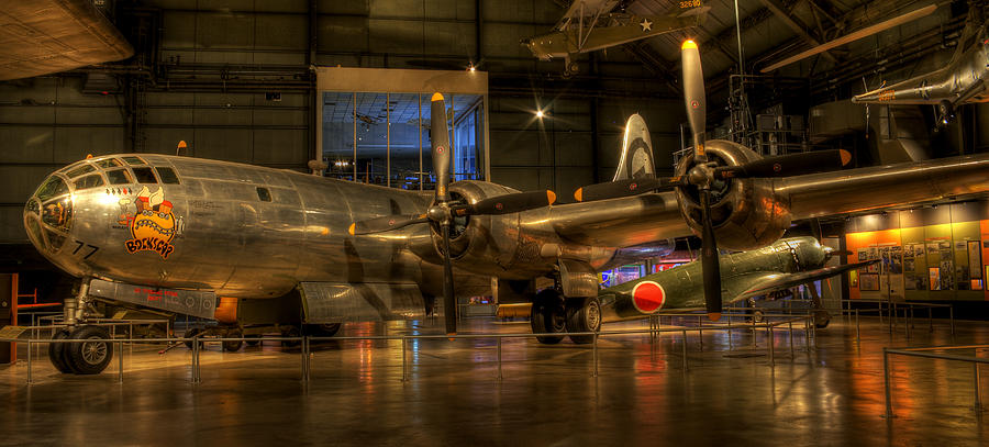Boeing Photograph - Bocks Car B-29 by David Dufresne