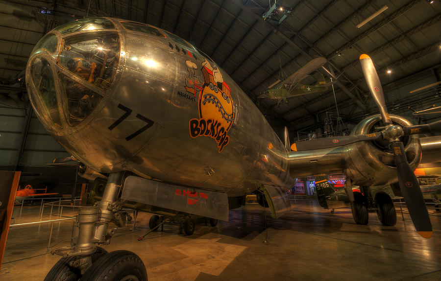 Bock's Car Boeing B-29 by David Dufresne