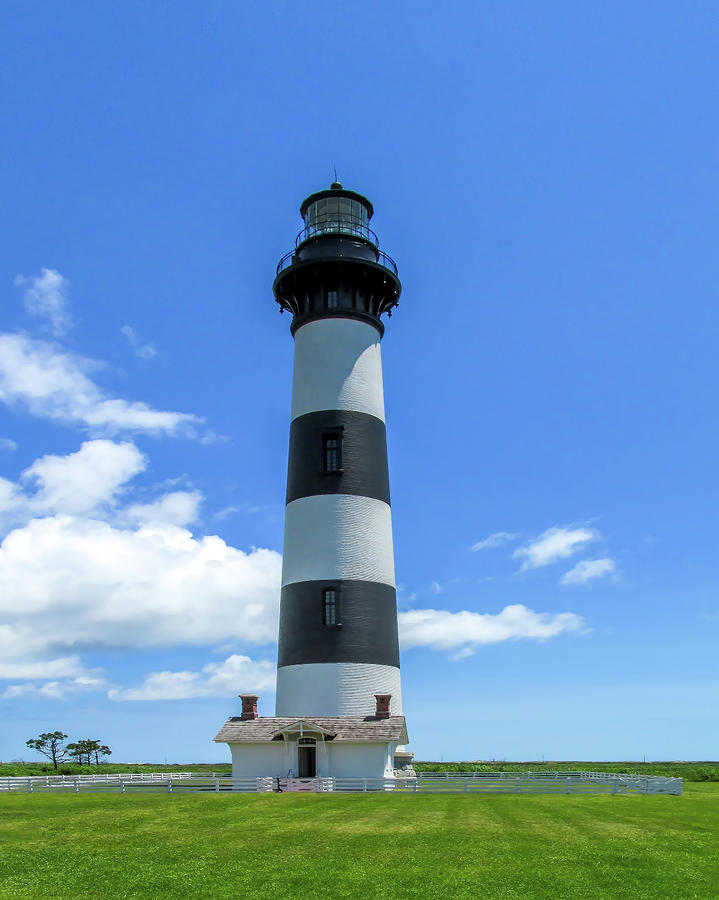 Bodie Island Light Station by Gordon Engebretson