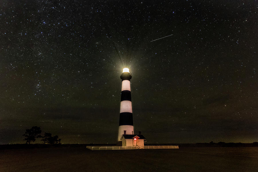 Bodie Island Lighthouse  by Brian Knight