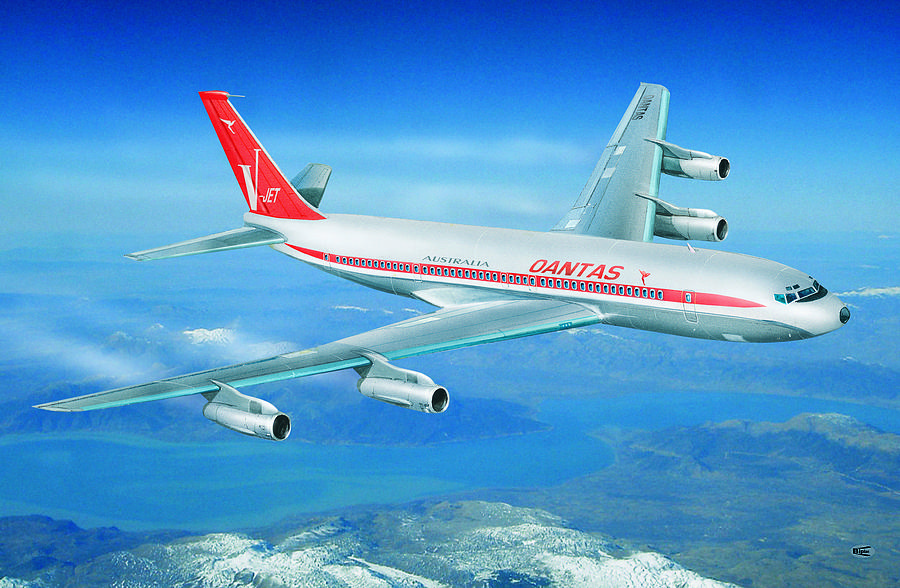 Images of Boeing 707 For Sale - #rock-cafe