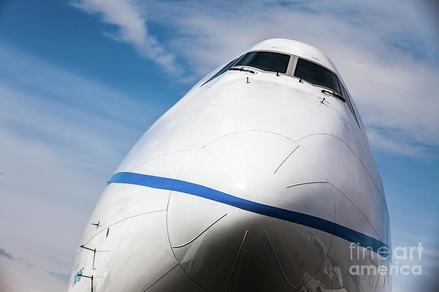 Aviation Photograph - Boeing 747 Jumbo 1 by Rastislav Margus