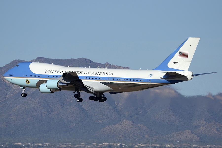 check out 50984 fc9a3 Boeing Vc-25a 82-8000 Air Force One Phoenix-mesa Gateway Airport January 25  2012
