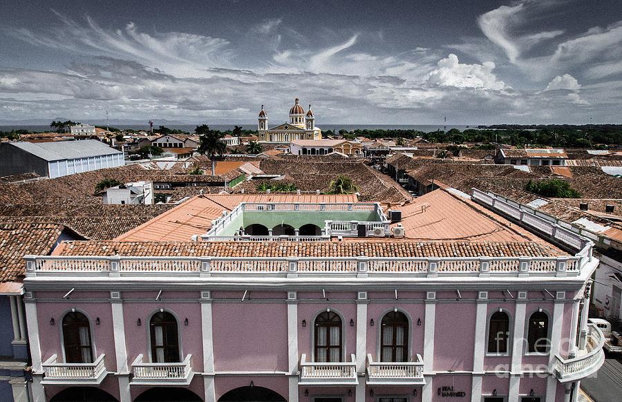 Granada Skies Photograph