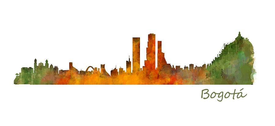 City Skyline Home Decor