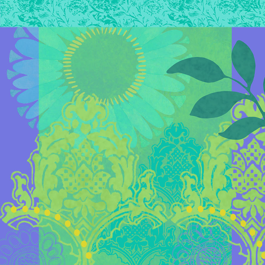 Bohemian Design 4 by Beth Wright