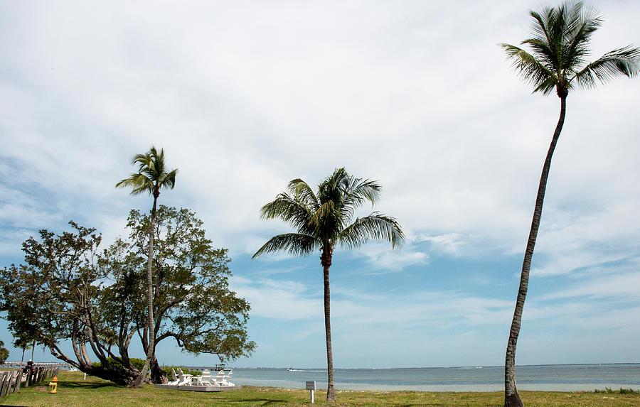Seascape Photograph - Bokeelia View by Norman Johnson