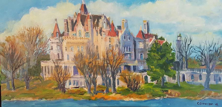 Castle Heart Island by Cheryl LaBahn Simeone