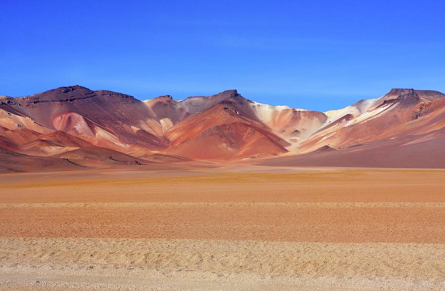 Bolivian Altiplano  by Aidan Moran