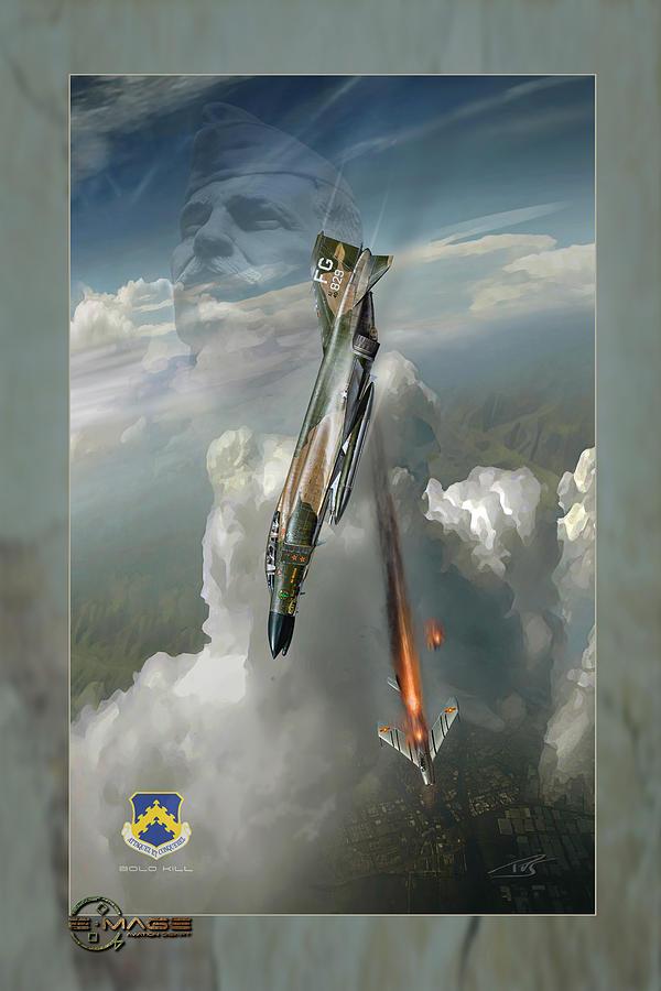 War Digital Art - Bolo Kill by Peter Van Stigt