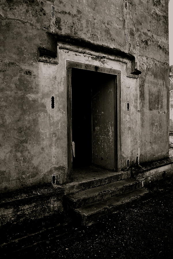 Building Photograph - Bomb Shelter by Nico Smith