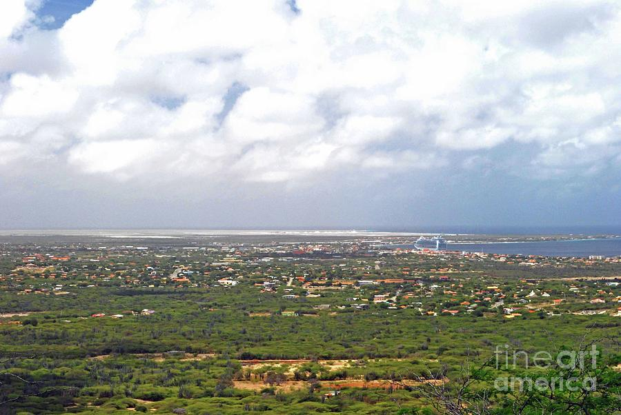 Bonaire Photograph - Bonaire by Gary Wonning