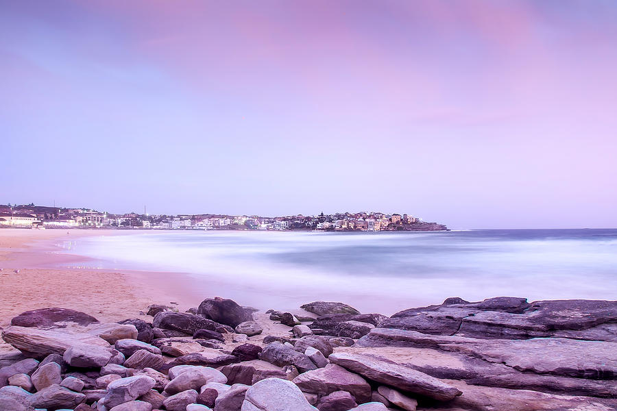 Sydney Photograph - Bondi Basin by Az Jackson