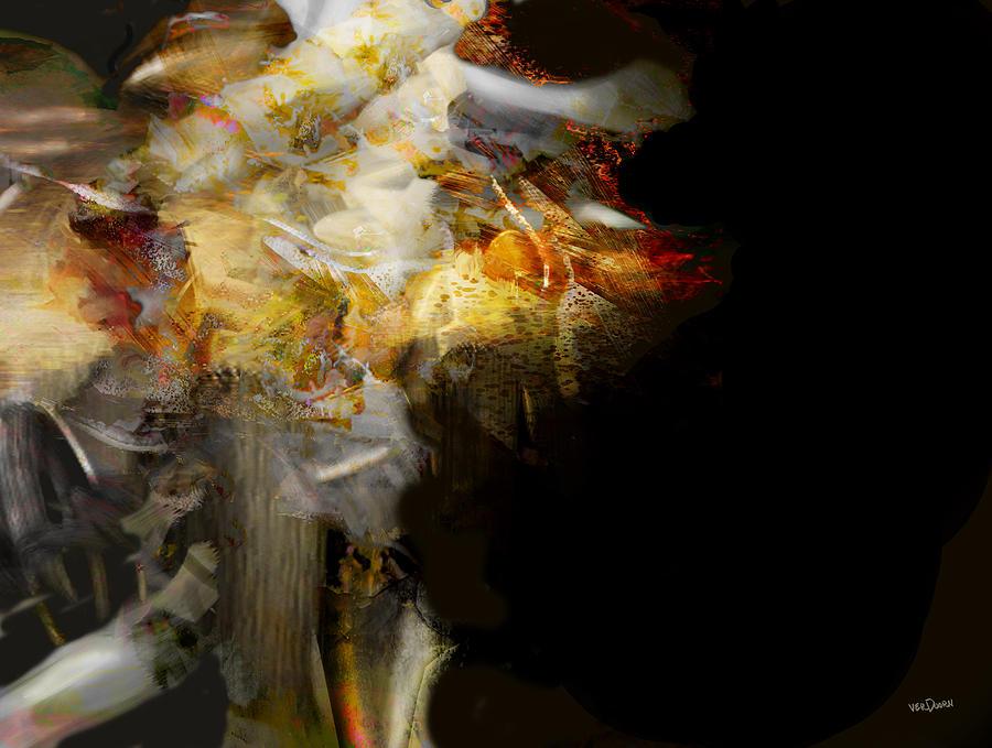 Bones Digital Art - Bones Of The Shaman 3 by James VerDoorn