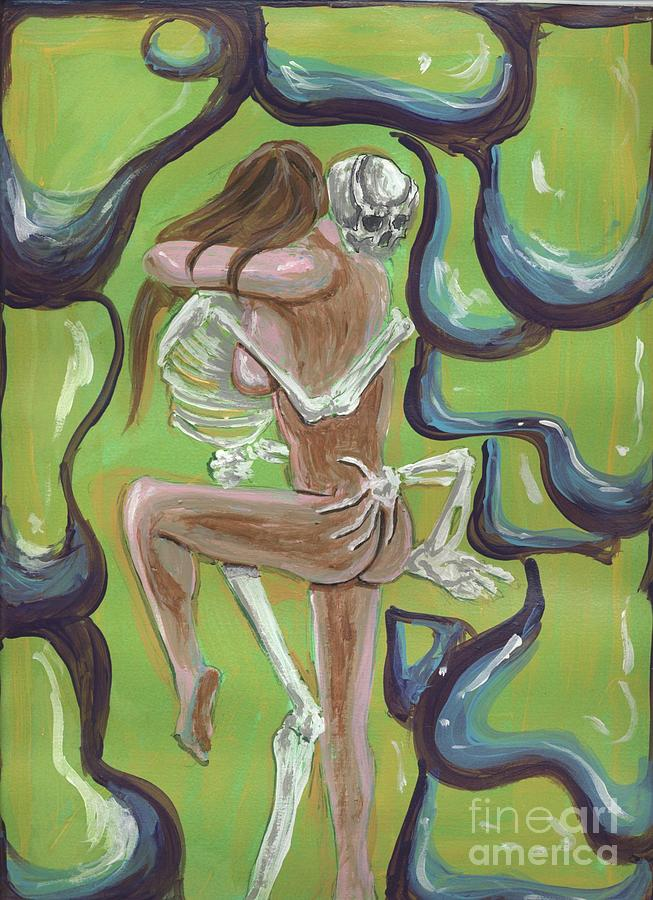 Bonin Painting by Trey Johnson