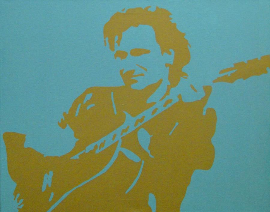 Bono Painting - Bono by Doran Connell