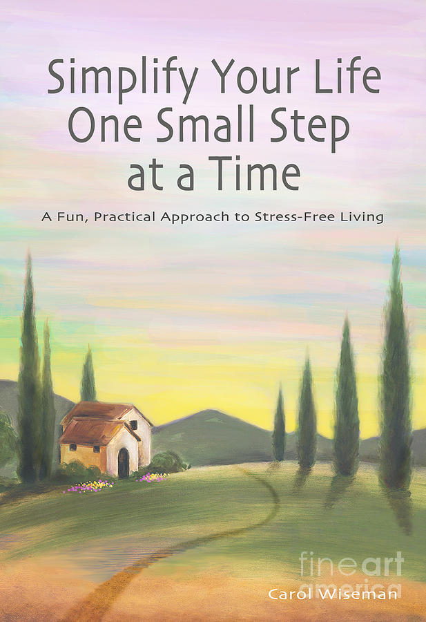 Book Cover Design Painting by Renee Womack