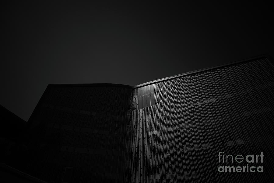 Architecture Photograph - Book cover by Tapio Koivula