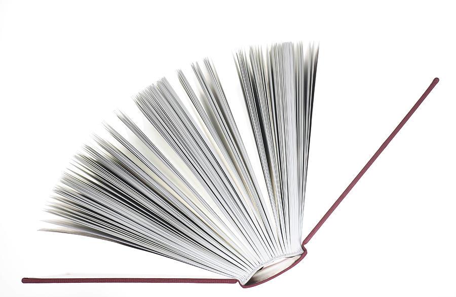 Book Photograph - Book by Frank Tschakert