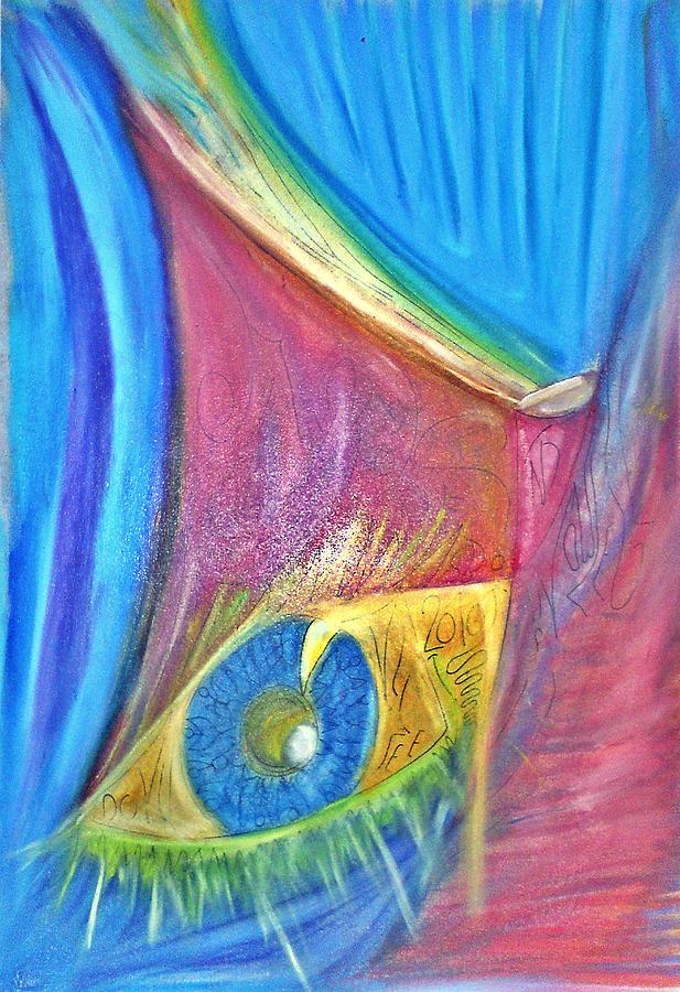 Book Of Wisdom Pastel - Book Of Wisdom by Sitara Bruns