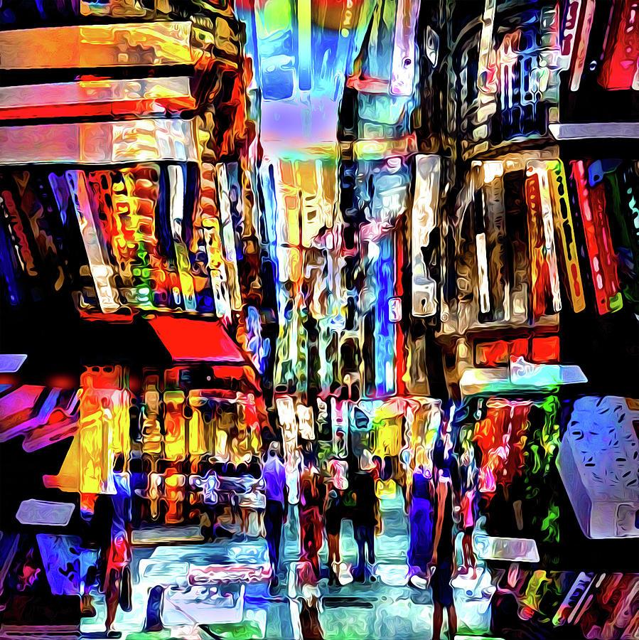 World's Digital Art - Booking A Trip by Ron Fleishman